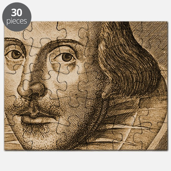 Droeshouts Shakespeare Puzzle