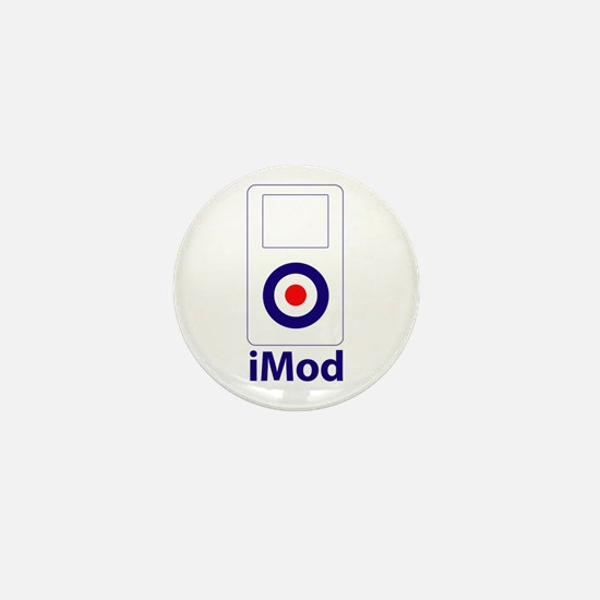 Unique Britpop Mini Button