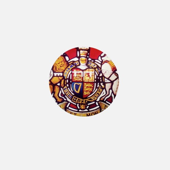 Coat of Arms Mini Button