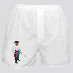 Brave Bully Diff Key Chain Boxer Shorts