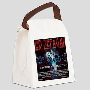 Led Zepagain Canvas Lunch Bag