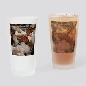 Underwater Life of the Pacific Nort Drinking Glass