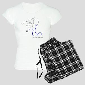Vet Blue Women's Light Pajamas