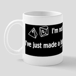 Saving Throw Mug