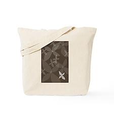 Flower Art (bark) Tote Bag