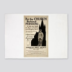 Put The Church Behind Pershing To Win This War - a