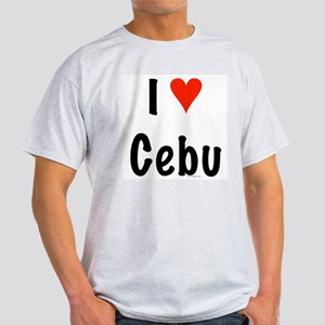 I love Cebu Light T-Shirt
