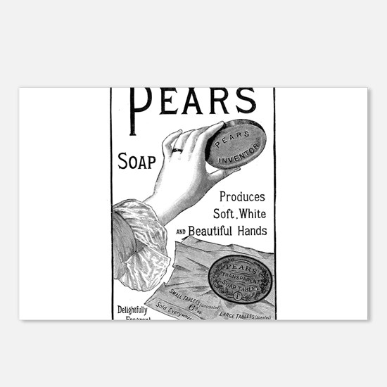 Pears'_Soap_advertisement_1886 Postcards (Package