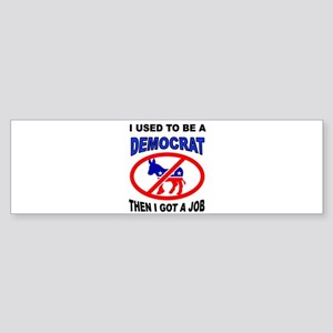 GLOBAL WHINING Bumper Sticker