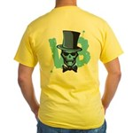 Voodoo Boilers Yellow T-Shirt