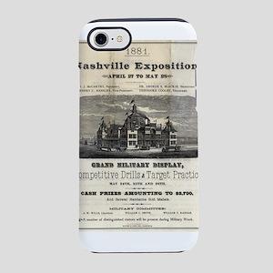 Nashville Exposition 1881 iPhone 7 Tough Case