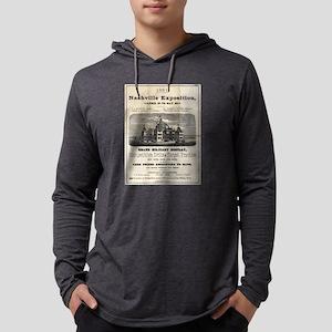 Nashville Exposition 1881 Long Sleeve T-Shirt