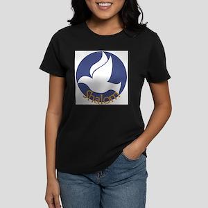 Shalom Dove Ash Grey T-Shirt