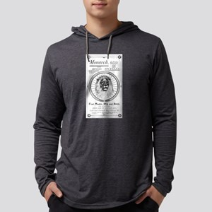 Monarch_bicycle_advertisement_1895 Long Sleeve T-S