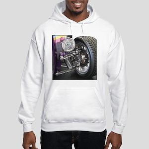 1932 Ford suspension Hooded Sweatshirt