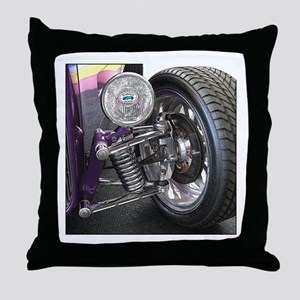 1932 Ford suspension Throw Pillow