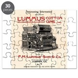 Cotton gin Puzzles