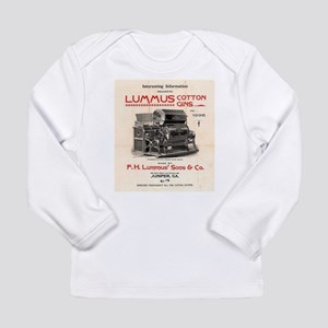 Lummus_Cotton_Gin_Advertisement 1896 Long Sleeve T