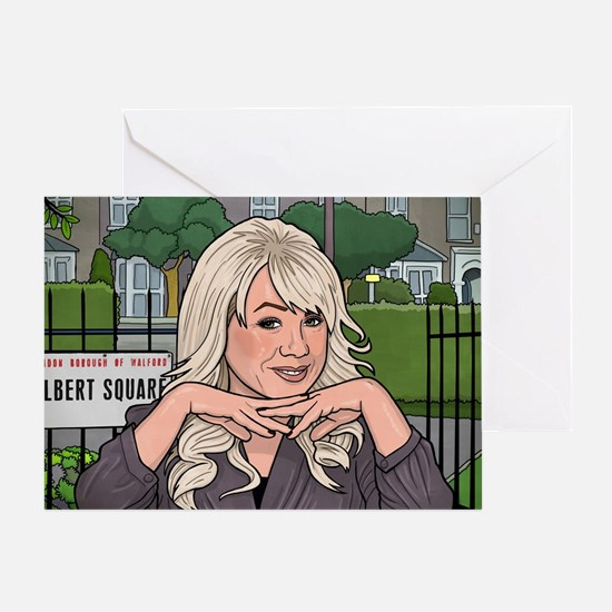 Funny Vic Greeting Card