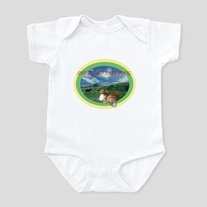 Sheltie Time Infant Bodysuit