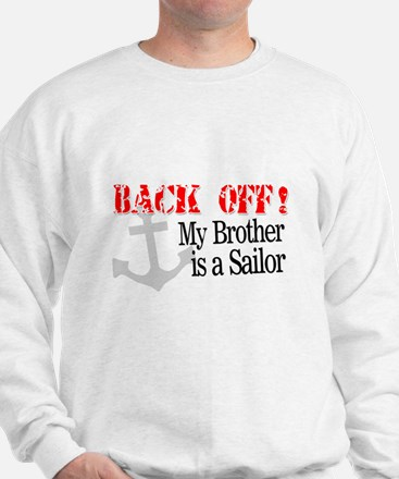 Back Off! My Brother is a Sai Jumper