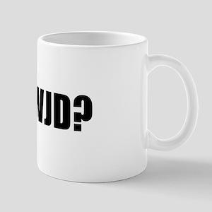 WTFWJD? Mug