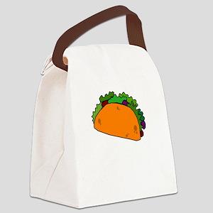 Hate Tacos Juan Canvas Lunch Bag