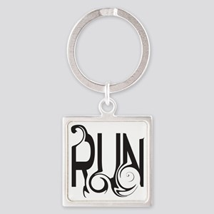 Unique RUN Keychains