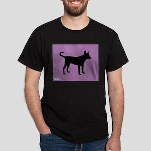 Carolina Dog iPet Dark T-Shirt