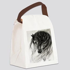 Mane Dance art Canvas Lunch Bag
