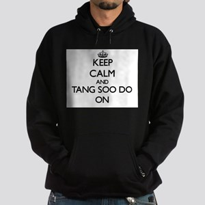 Keep calm and Tang Soo Do ON Sweatshirt