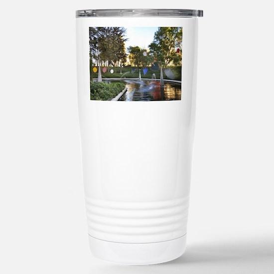 Unique Los angeles modern quilt guild Travel Mug