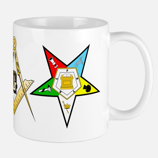 Masonic - Eastern Star Mug