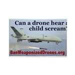 Ban Weaponized Drones 1 Magnets