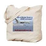 Ban Weaponized Drones 1 Tote Bag