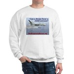 Ban Weaponized Drones 1 Sweatshirt