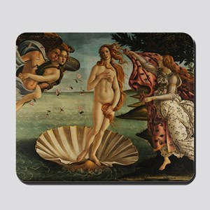 Botticelli Birth Of Venus Mousepad