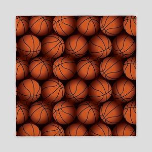 Basketball Balls Queen Duvet