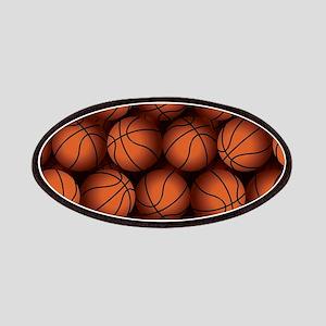 Basketball Balls Patch