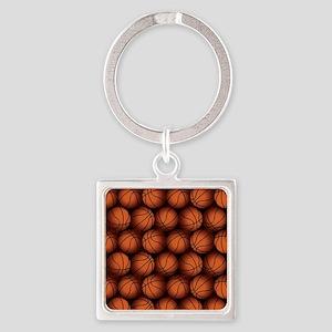 Basketball Balls Keychains