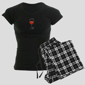 Wine Flu Women's Dark Pajamas