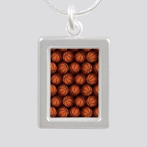 Basketball Balls Necklaces