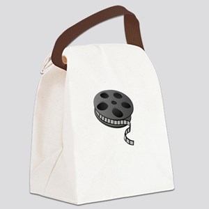 Speak Movie Quotes Canvas Lunch Bag