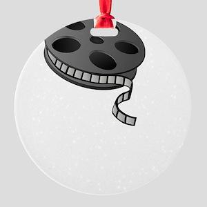 Speak Movie Quotes Round Ornament