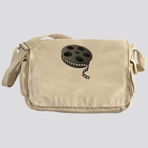 Speak Movie Quotes Messenger Bag