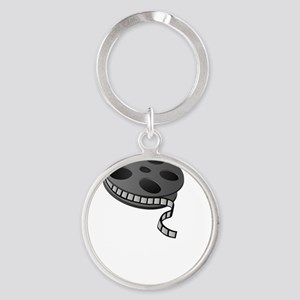 Speak Movie Quotes Round Keychain