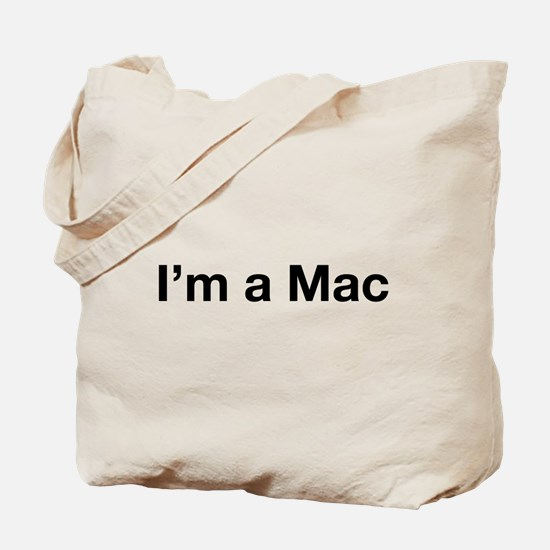 I'm a Mac Tote Bag