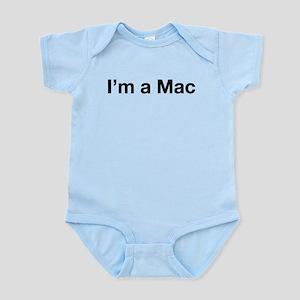 I'm a Mac Infant Bodysuit