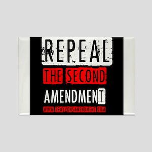Repeal the Second Amendment Magnets