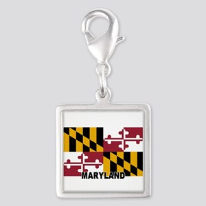 maryland-flag-labeled Charms